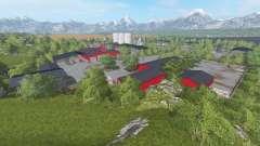 Rattlesnake Valley v3.0 for Farming Simulator 2017