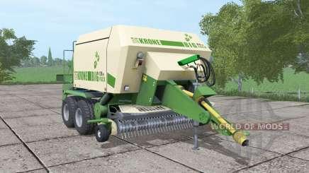 Krone BiG Pack 120-80 v2.2 for Farming Simulator 2017