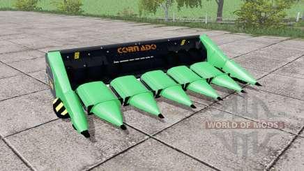 OROS Cornado 6734 pack for Farming Simulator 2017