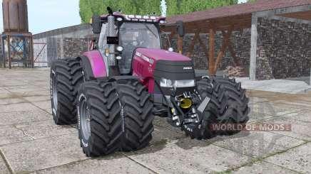 Case IH Puma 200 CVX RealGPS v1.4 for Farming Simulator 2017