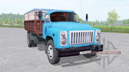 GAZ 53 truck 4x2 for Farming Simulator 2017