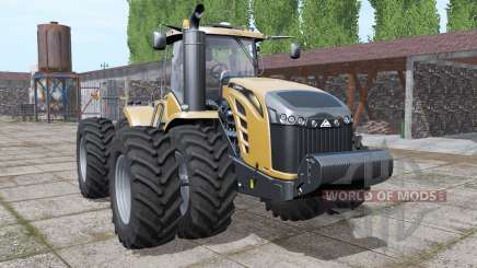 Challenger MT955E 1250hp for Farming Simulator 2017