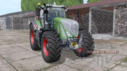 Fendt 927 Vario S4 dynamic hoses v2.0 for Farming Simulator 2017
