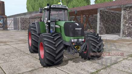 Fendt 926 Vario TMS more configurations v1.0.1 for Farming Simulator 2017