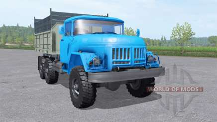ZIL 131 truck for Farming Simulator 2017