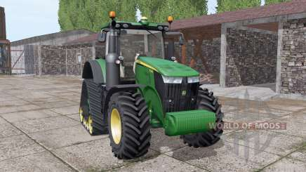 John Deere 7250R crawler v1.0.0.1 for Farming Simulator 2017
