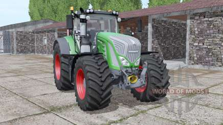 Fendt 927 Vario S4 Vario Grip wheels v2.0 for Farming Simulator 2017