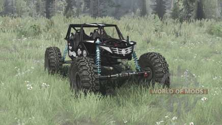 Gabe Caddy crawler for MudRunner