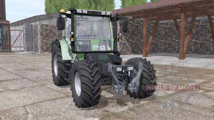 Fendt 380 GTA Turbo neue reifen for Farming Simulator 2017