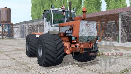 T-150K with a blade for Farming Simulator 2017