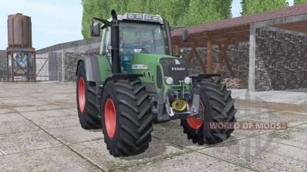Fendt 818 Vario TMS v2.0 for Farming Simulator 2017