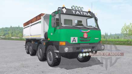Tatra T815 P TerrNo1 8x8 1998 for Farming Simulator 2017