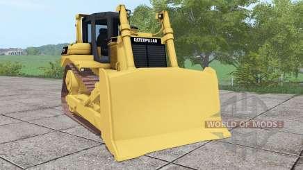 Caterpillar D7R v2.0 for Farming Simulator 2017