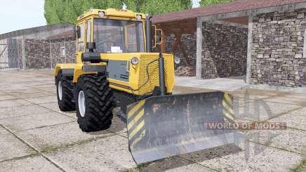 T-150K-09-25 dozer v2.1 for Farming Simulator 2017