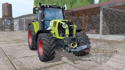 CLAAS Arion 550 for Farming Simulator 2017