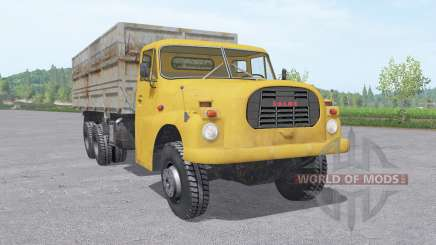 Tatra T2-148 V 6x6 1979 for Farming Simulator 2017
