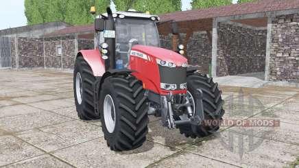 Massey Ferguson 7722 Dyna-6 for Farming Simulator 2017