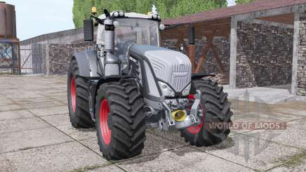 Fendt 936 Vario black befuty v1.0.9.8 for Farming Simulator 2017