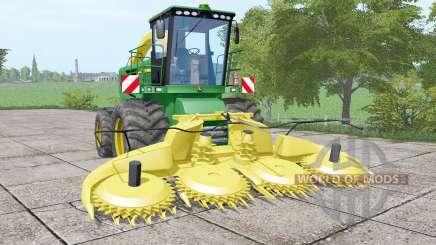 John Deere 7300 v1.2 for Farming Simulator 2017