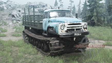 In-1 Vityaz experienced 1967 v1.1 for MudRunner