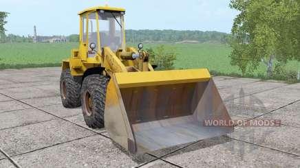 Amkodor 332С4 for Farming Simulator 2017