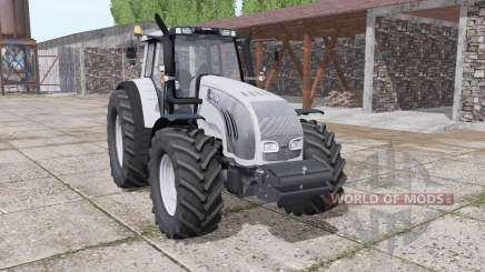 Valtra T163 grey for Farming Simulator 2017