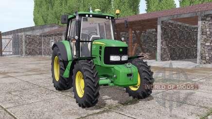 John Deere 6130 v5.0.0.1 for Farming Simulator 2017