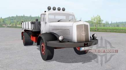 Mercedes-Benz L 303 1941 v1.0.1 for Farming Simulator 2017