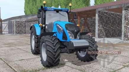 Landini 6-175 interactive control for Farming Simulator 2017