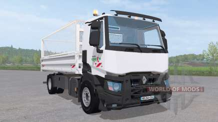 Renault K 380 Day Cab tipper 2013 for Farming Simulator 2017