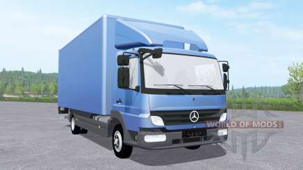Mercedes-Benz Atego 818 2004 for Farming Simulator 2017