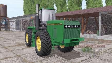 John Deere 8970 v1.0.1 for Farming Simulator 2017