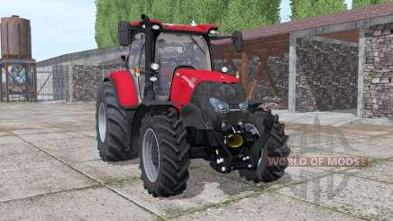Case IH Maxxum 125 CVX v3.0 for Farming Simulator 2017