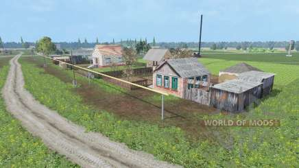Samara for Farming Simulator 2015