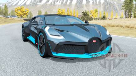 Bugatti Divo 2018 for BeamNG Drive