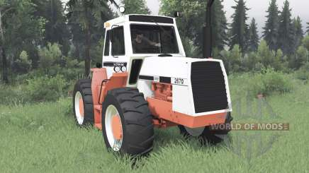 Case 2670 for Spin Tires