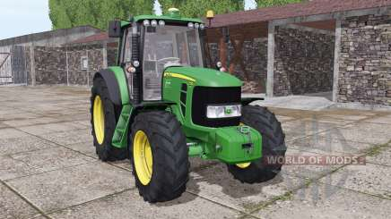John Deere 7230 Premium v5.0.0.2 for Farming Simulator 2017