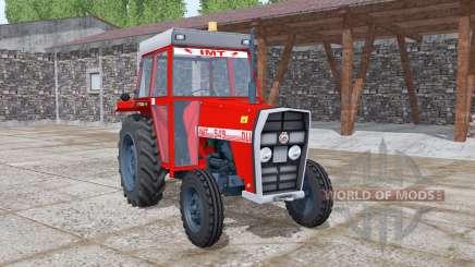 IMT 549 DLI dynamic hoses for Farming Simulator 2017