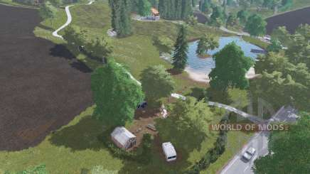 Somewhere in Nowhere v1.2.2 for Farming Simulator 2017