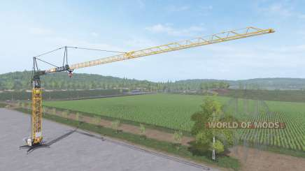Liebherr 81 K for Farming Simulator 2017