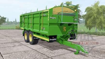 Broughan 16ft v1.1 for Farming Simulator 2017