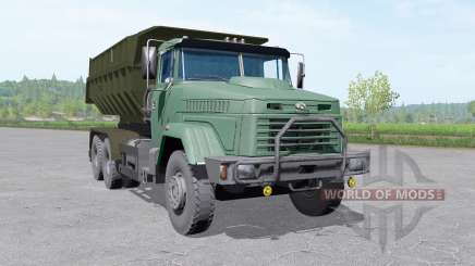 KrAZ-65055 v1.0.0.1 for Farming Simulator 2017