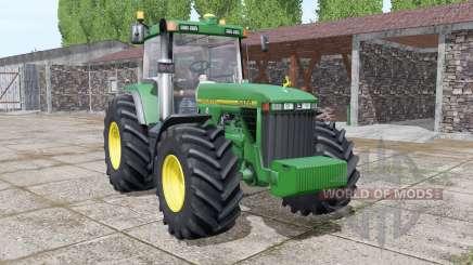 John Deere 8400 more realistic for Farming Simulator 2017