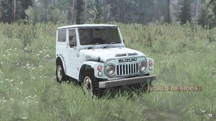 Suzuki LJ80 Hard Top 1978 for MudRunner