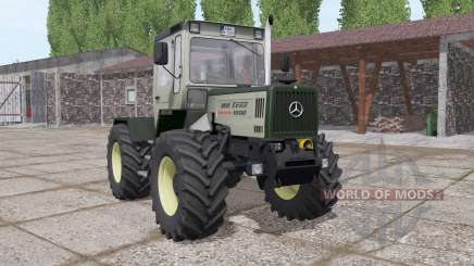 Mercedes-Benz Trac 1000 Intercooler neue felgen for Farming Simulator 2017