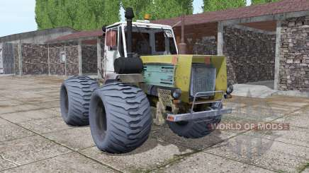 T-150K large wheels for Farming Simulator 2017