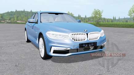 BMW 540i xDrive sedan (G30) 2017 v1.0.0.1 for Farming Simulator 2017
