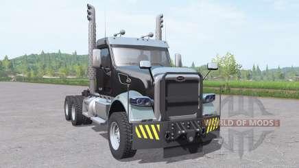 Peterbilt 567 Day Cab more configurations for Farming Simulator 2017
