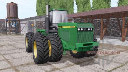 John Deere 8960 v1.0.0.2 for Farming Simulator 2017