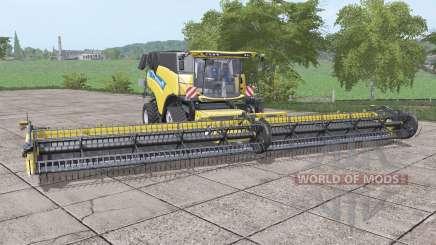 New Holland CR10.90 Tuning Edition for Farming Simulator 2017